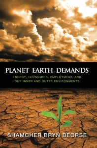 Planet Earth Demands front cover