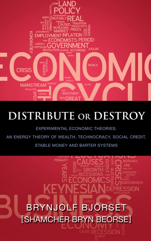 distribute or destroy kindle cover