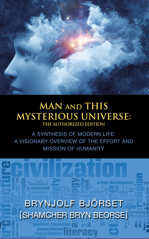 mysterious universe kindle cover